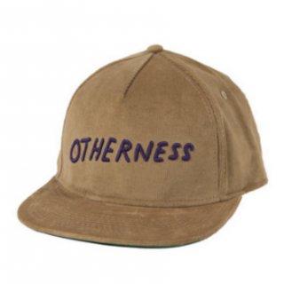 OTHERNESS Tan Cordyroy Hat