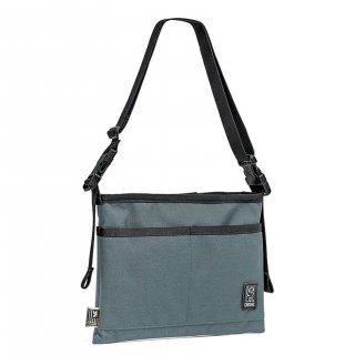 CHROME MINI SHOULDER BAG [ GRAY]