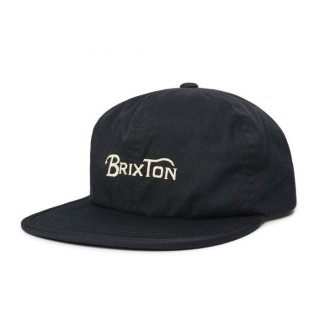 BRIXTON Wheelie Mp CAP / BLACK
