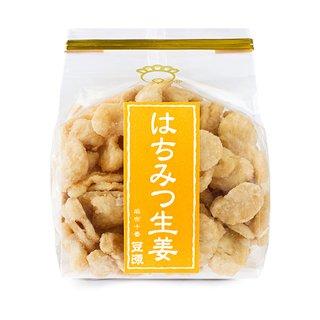 はちみつ生姜豆