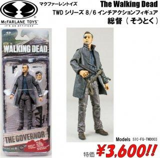 TWDシリーズ8/6インチアクションフィギュア 総督(そうとく)