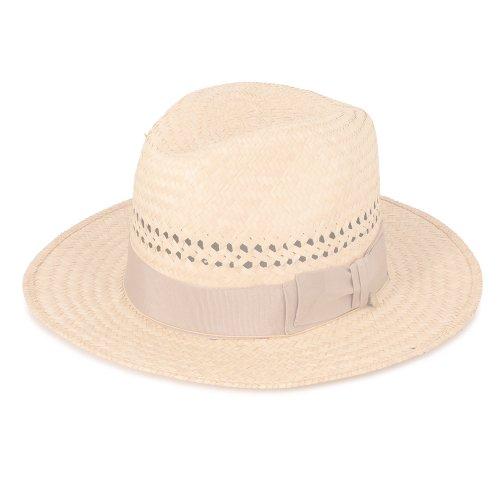 VINTAGE RAFIA HAT