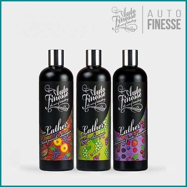 Lather Fruit Fusions ・ カーシャンプー