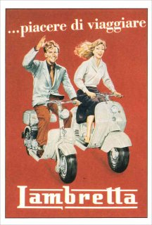 <img class='new_mark_img1' src='//img.shop-pro.jp/img/new/icons14.gif' style='border:none;display:inline;margin:0px;padding:0px;width:auto;' />【ポストカード】Lambretta