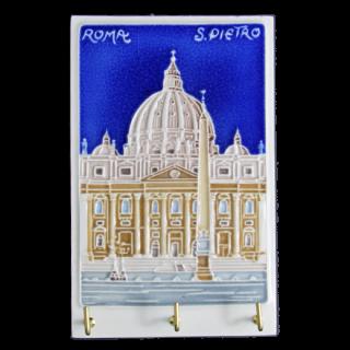 <img class='new_mark_img1' src='https://img.shop-pro.jp/img/new/icons14.gif' style='border:none;display:inline;margin:0px;padding:0px;width:auto;' />キーフック サン・ピエトロ大聖堂(Basilica di San Pietro in Vaticano)