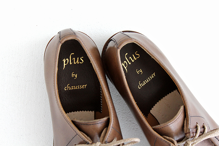 plus by chausser PC-5056 クロムエクセルレザー