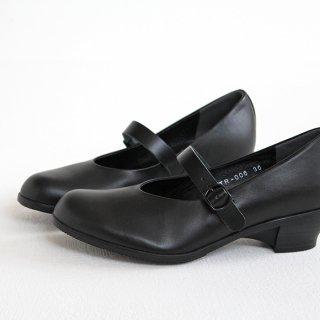 Travel Shoes by chausser トラベルシューズバイショセ 4cmヒールストラップシューズ TR-006 レディース