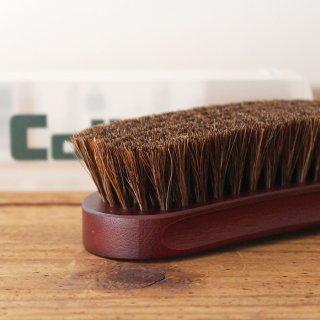 Collonil コロニル POLISHING BRUSH / 馬毛ブラシ ブラウン シューケア用品