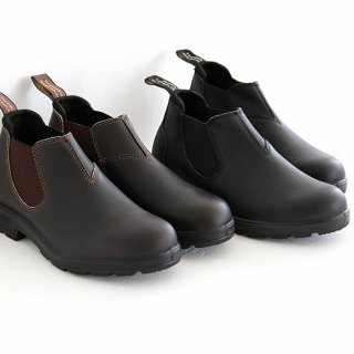 Blundstone ブランドストーン サイドゴアブーツ LOW-CUT stout brown 1610 / boltan black 1611 レディース