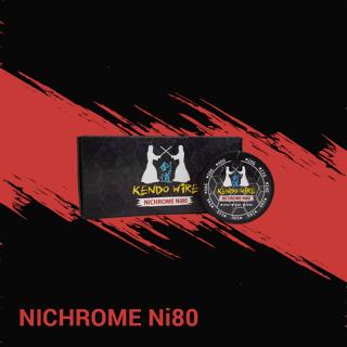 Kendo Wicks and Wires : Kendo Wire Nichrome 80