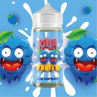 Blue Raspberry by Killa Fruits E-Liquid 100ml