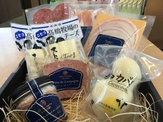 北海道産素材にこだわった 本格シャルキュトリー&チーズセット