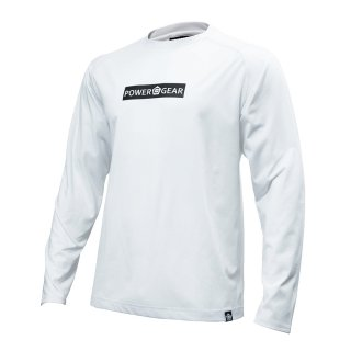 テック ロンT ホワイト(CPG HIGH TECH RAGLAN T-SHIRTS L/S)