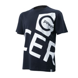 Cotton TシャツC ネイビー(CPG COTTON CREW T-SHIRTS BIG LOGO SP)