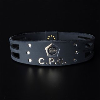 CPG bracelet New model 2019 Metal Edition Men's(Black×Gold)