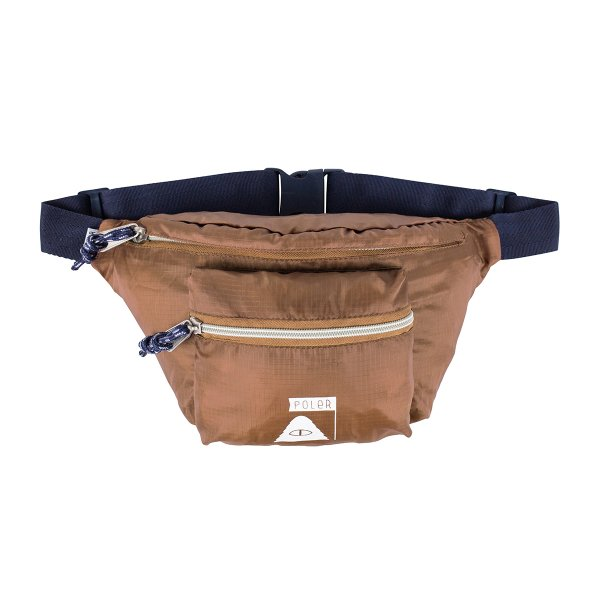 STUFFABLE FANNY PACK - DUSTY