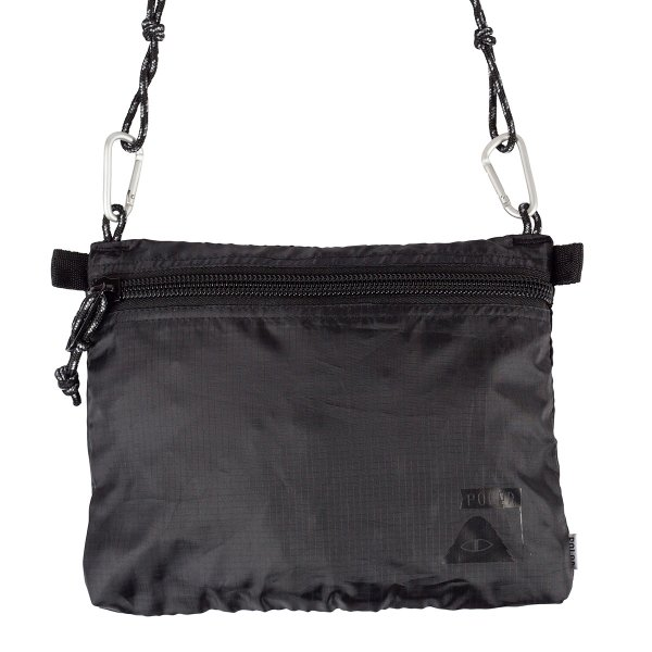 STUFFABLE POUCHES / LARGE - BLACK