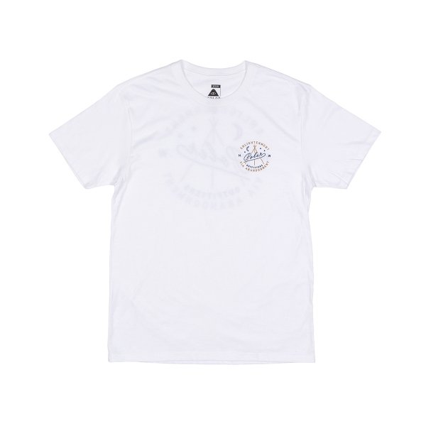 ENLIGHTENMENT 2.0 TEE - WHITE