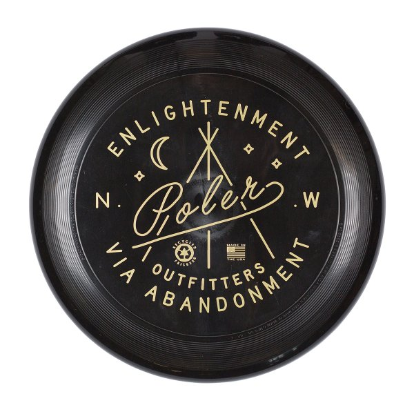 ENLIGHTENMENT FRISBEE 2.0 - BLACK