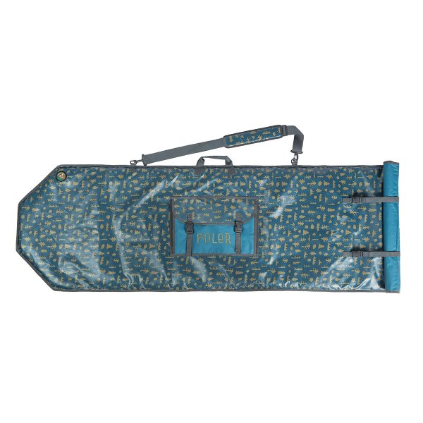 HIGH&DRY SURFBOARD BAG - MUSHY TREES