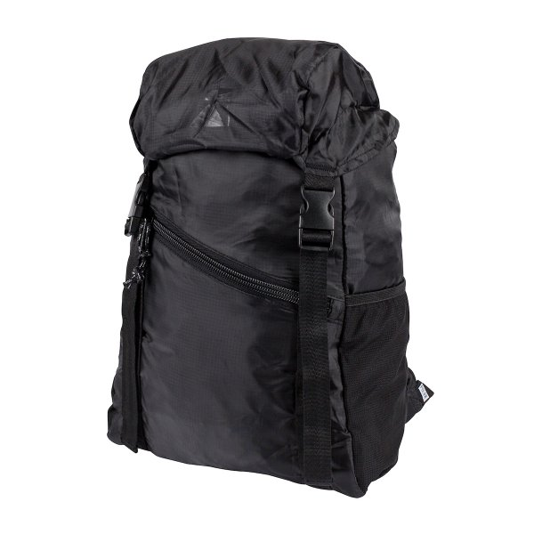 STUFFABLE RUCKSACK - Black