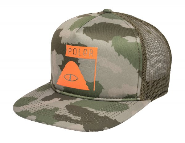 SUMMIT TRUCKER - CAMO