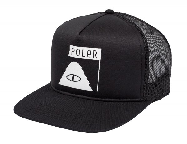 SUMMIT TRUCKER - BLACK
