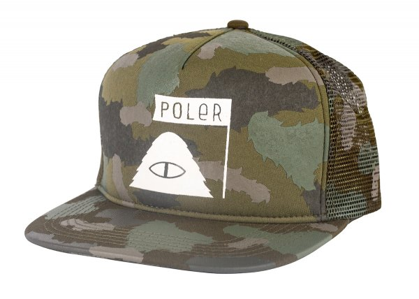 SUMMIT TRUCKER - FURRY GREEN CAMO
