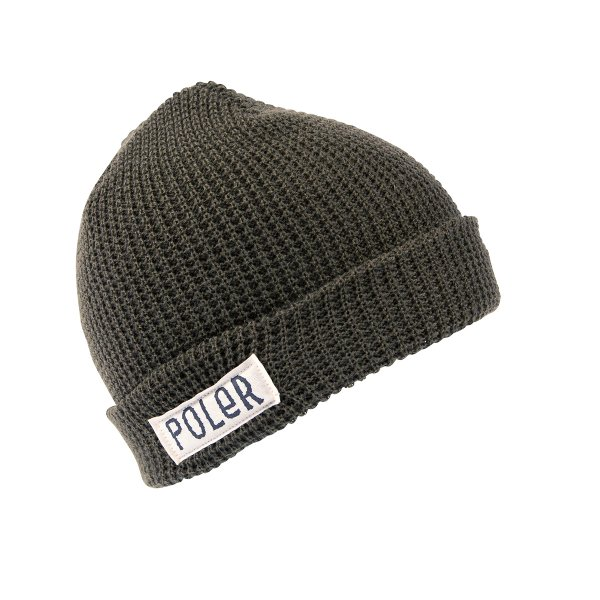 WORKERMAN BEANIE - ARMY GREEN