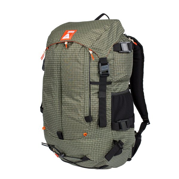 ORANGE LABEL RUCKSACK - FOREST