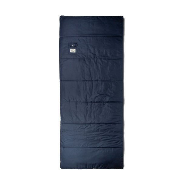 THE REVERISBLE SLEEPING SACK  - NAVY