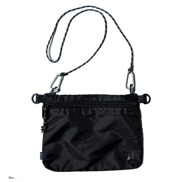 CAMPDURA/STUFFABLE POUCH LARGE - BLACK