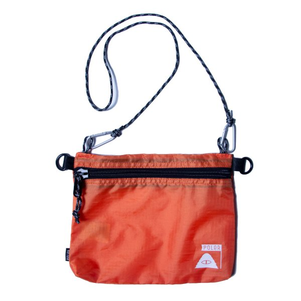 CAMPDURA/STUFFABLE POUCH LARGE - ORANGE