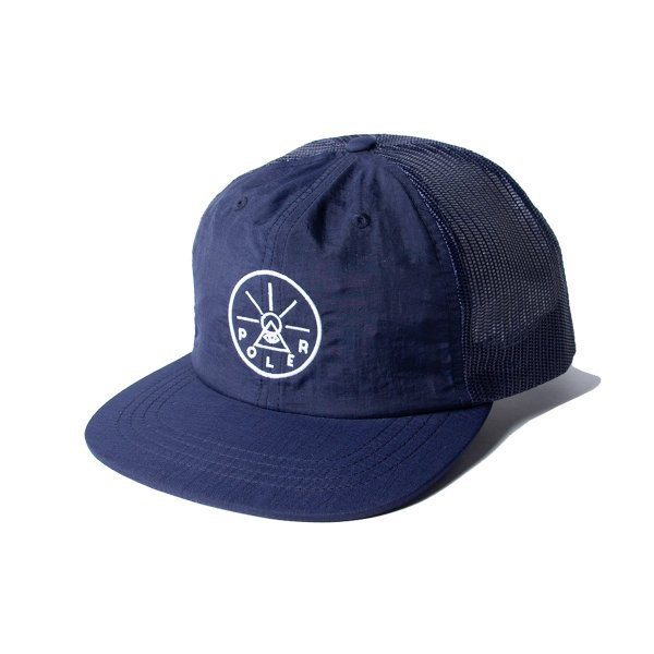 GOLDEN CIRCLE NYLON FLOPPY - NAVY