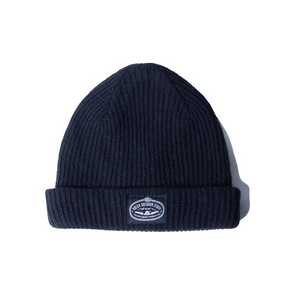NIGHTWATCHH BEANIE - BLACK