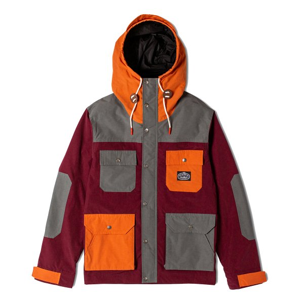 <img class='new_mark_img1' src='//img.shop-pro.jp/img/new/icons16.gif' style='border:none;display:inline;margin:0px;padding:0px;width:auto;' />BUCKEYE JACKET - CORDOVAN