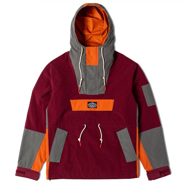 <img class='new_mark_img1' src='//img.shop-pro.jp/img/new/icons16.gif' style='border:none;display:inline;margin:0px;padding:0px;width:auto;' />PINE ANORAK JACKET - CORDOVAN