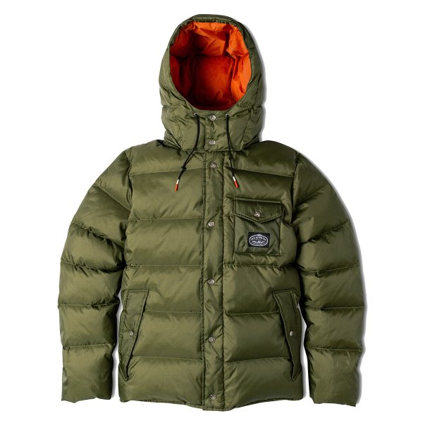 <img class='new_mark_img1' src='//img.shop-pro.jp/img/new/icons16.gif' style='border:none;display:inline;margin:0px;padding:0px;width:auto;' />SAGE PUFFY JACKET  - OLIVE