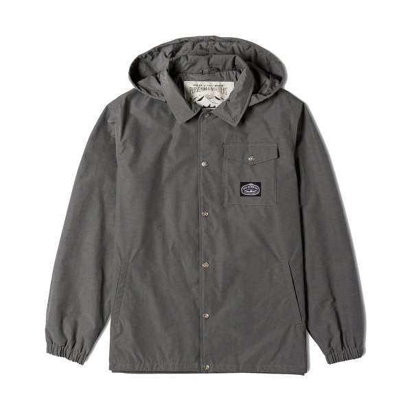 ELM COACHES JACKET  - GREY