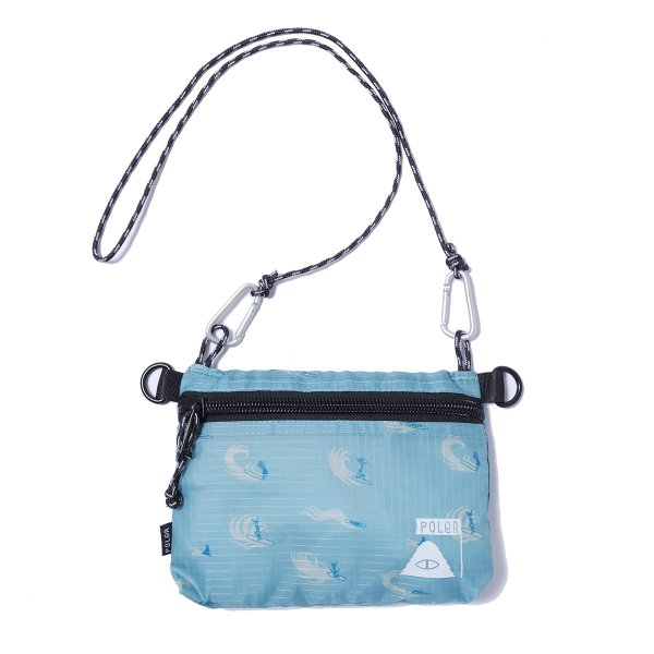 STUFFABLE POUCH SMALL - SURF