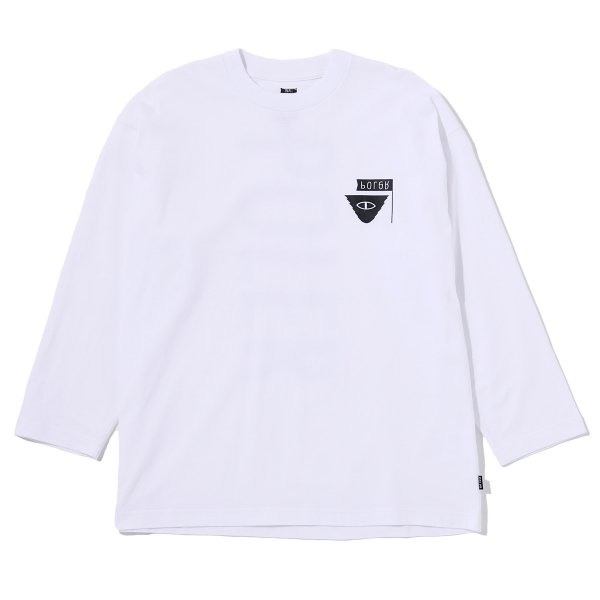 7/10 RELOP BOX TEE - WHITE