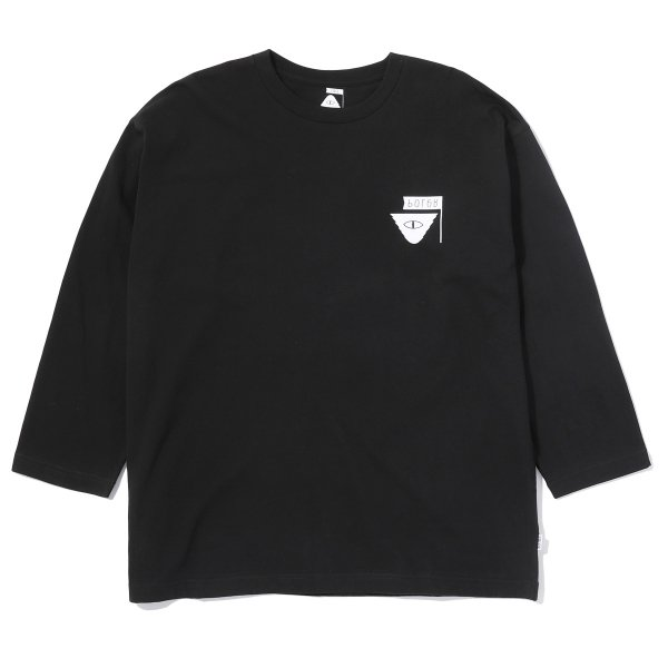 7/10 RELOP BOX TEE - BLACK