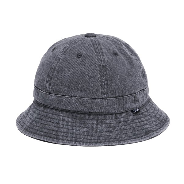 BLEACH BELL HAT - BLACK