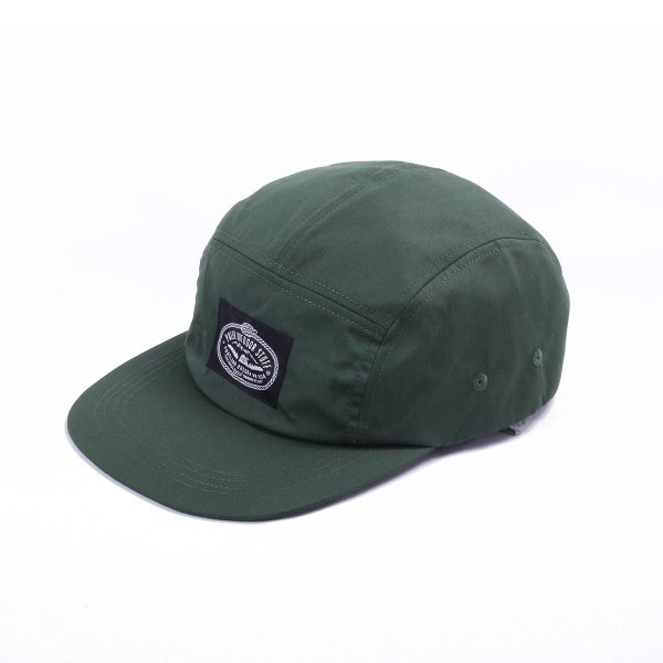 LASSO 5PANEL CAP - GREEN