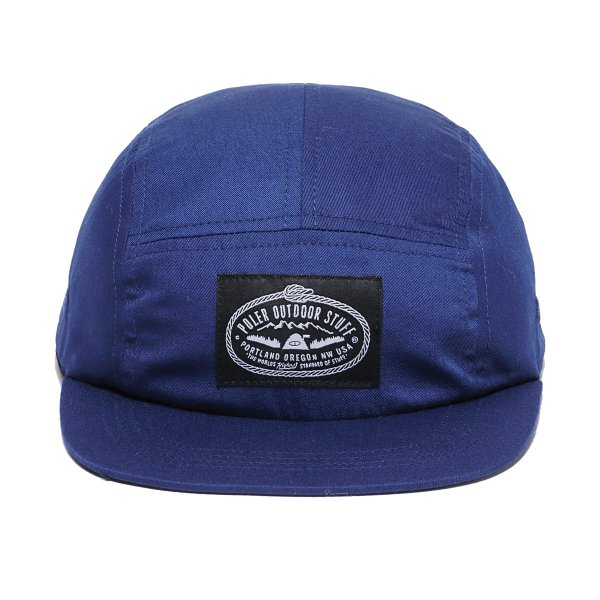KIDS LASSO 5PANEL CAP - NAVY