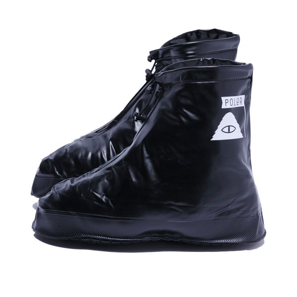 SUMMIT SHOES RAINCOVER - BLACK