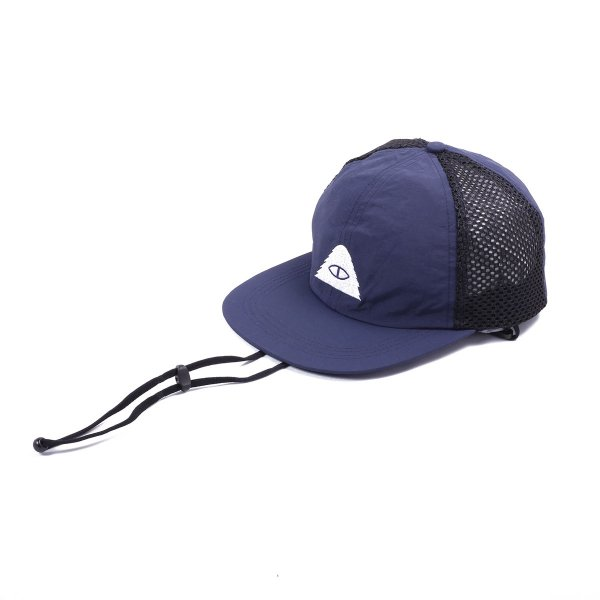 CYCLOPS 2WAY DRAWCORD MESH CAP - NAVY