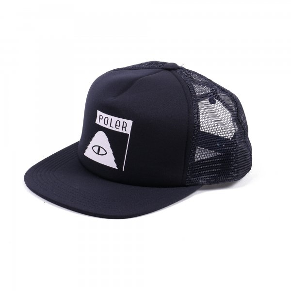 SUMMIT TRUCKER MESH CAP - NAVY