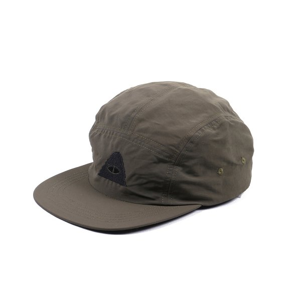 CYCLOPS NYLON 5PANEL CAP - OLIVE