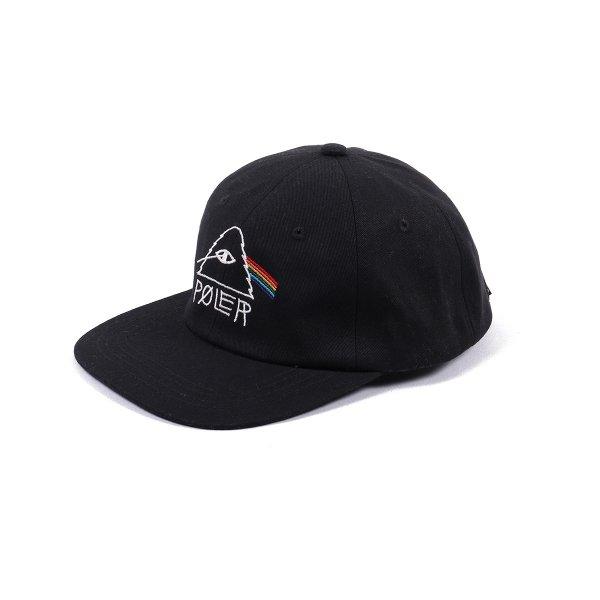 PSYCHEDELIC CAP - BLACK